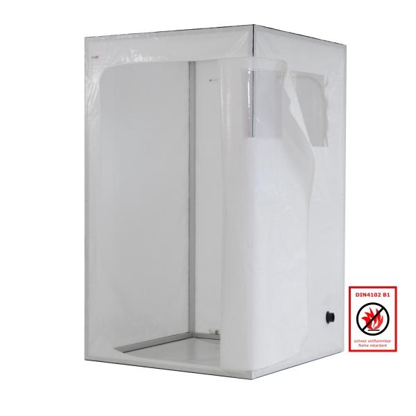 Ein-Kammer-Schleuse easyTEC® EKS-1200 C B1 schwer entflammbar