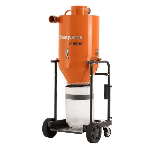 Husqvarna® C5500 Vorabscheider für S26, S36 und T 7500