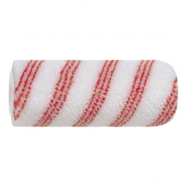 Fassadenwalze 25 cm RED LINE, Polyamid Endlosfaden, Polhöhe 12 mm, Kern 54 mm